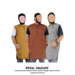 Rompi Sholat, Produk Fashion Modern Untuk Ibadah Berkualitas